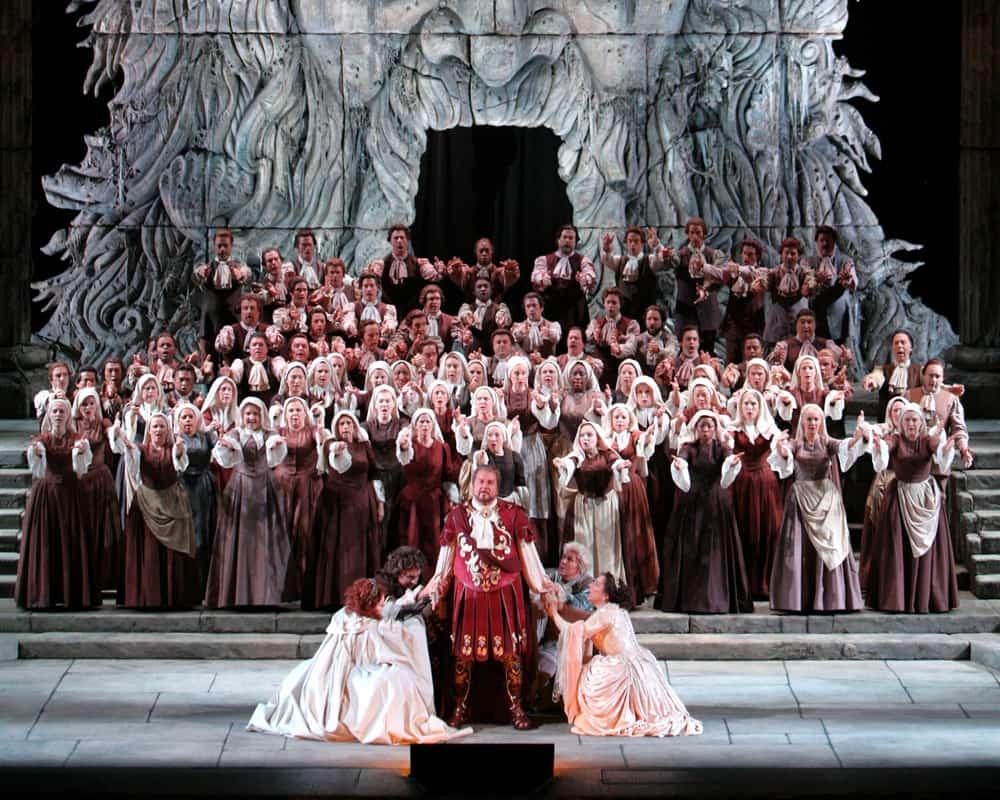 Met Live: Idomeneo