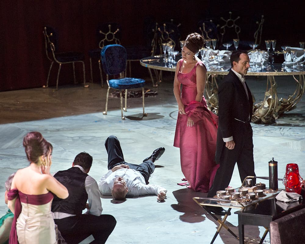 Met live: Ades' The Exterminating Angel