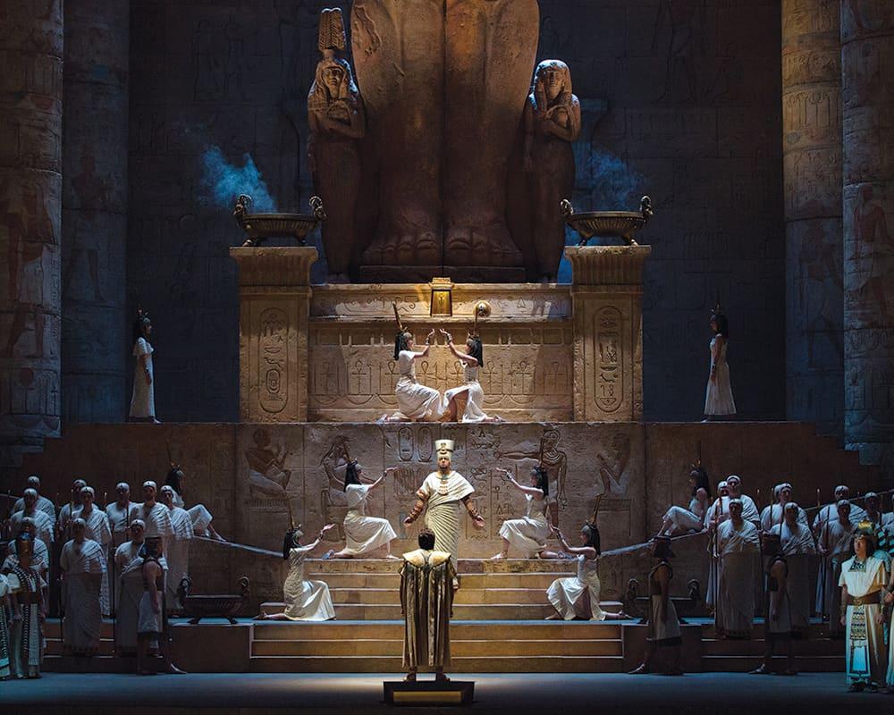 Met Live in HD: Aida (Giuseppe Verdi)