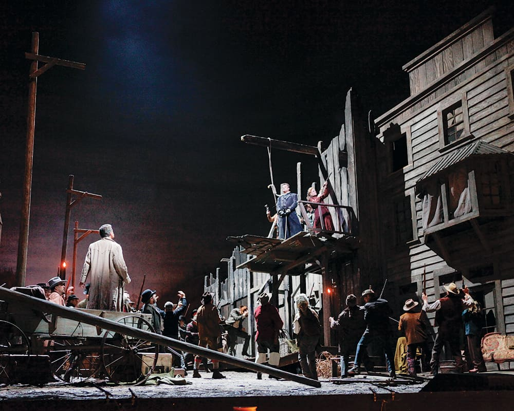 Met Live In HD: La Fanciulla del West (Giacomo Puccini)