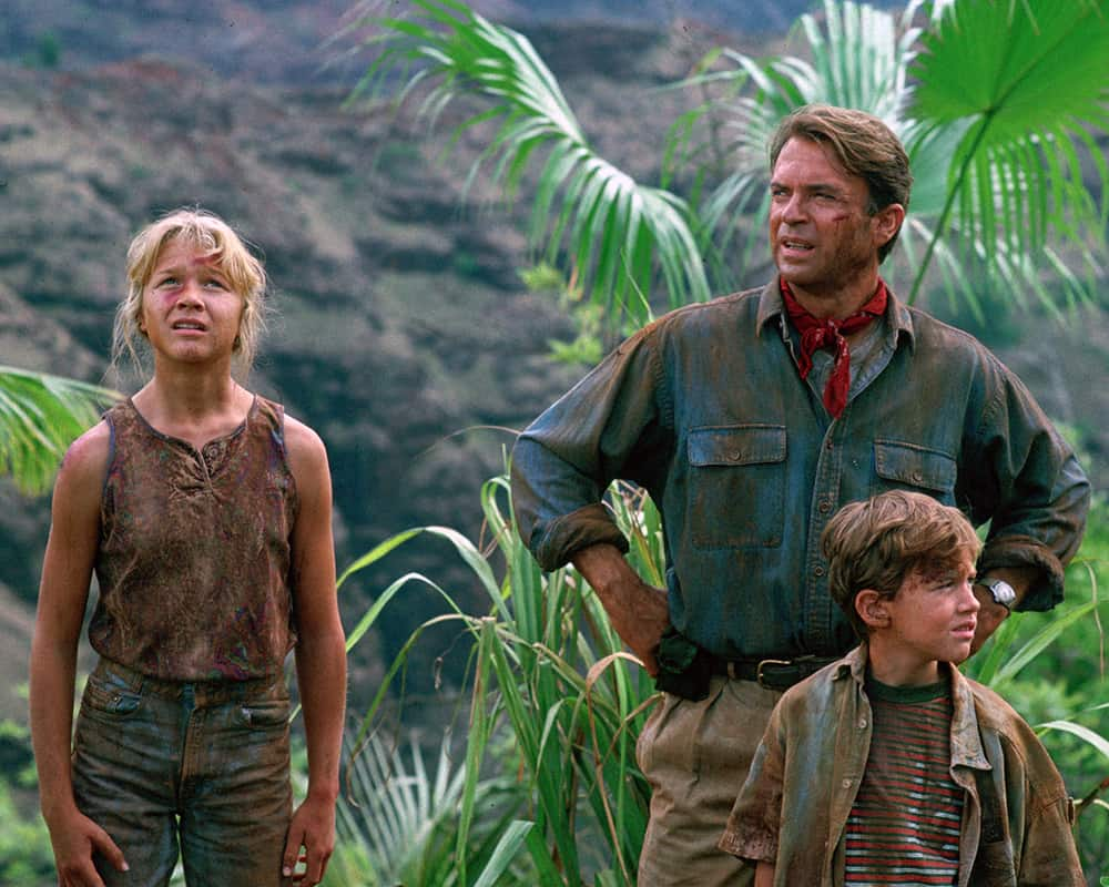 FILM: Jurassic Park (1993)