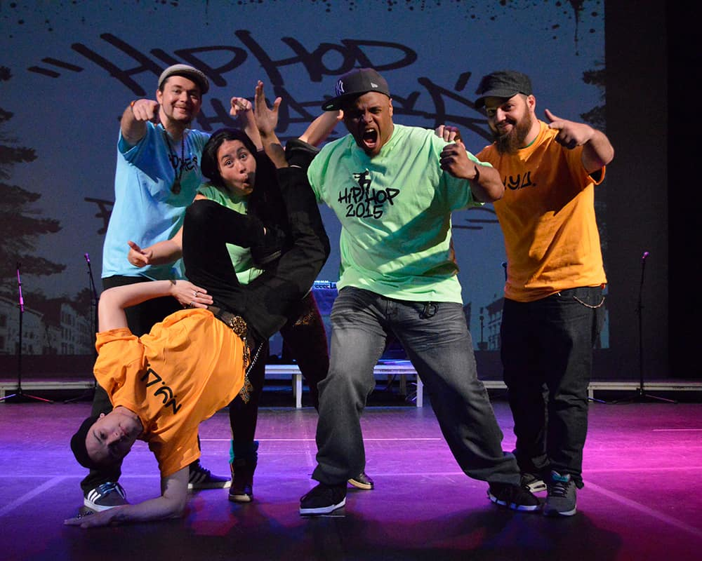 Hip Hop Theater