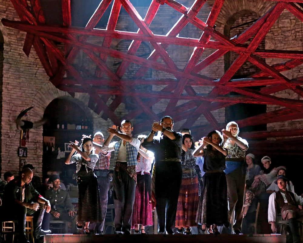 Met Live In HD: Carmen (Georges Bizet)