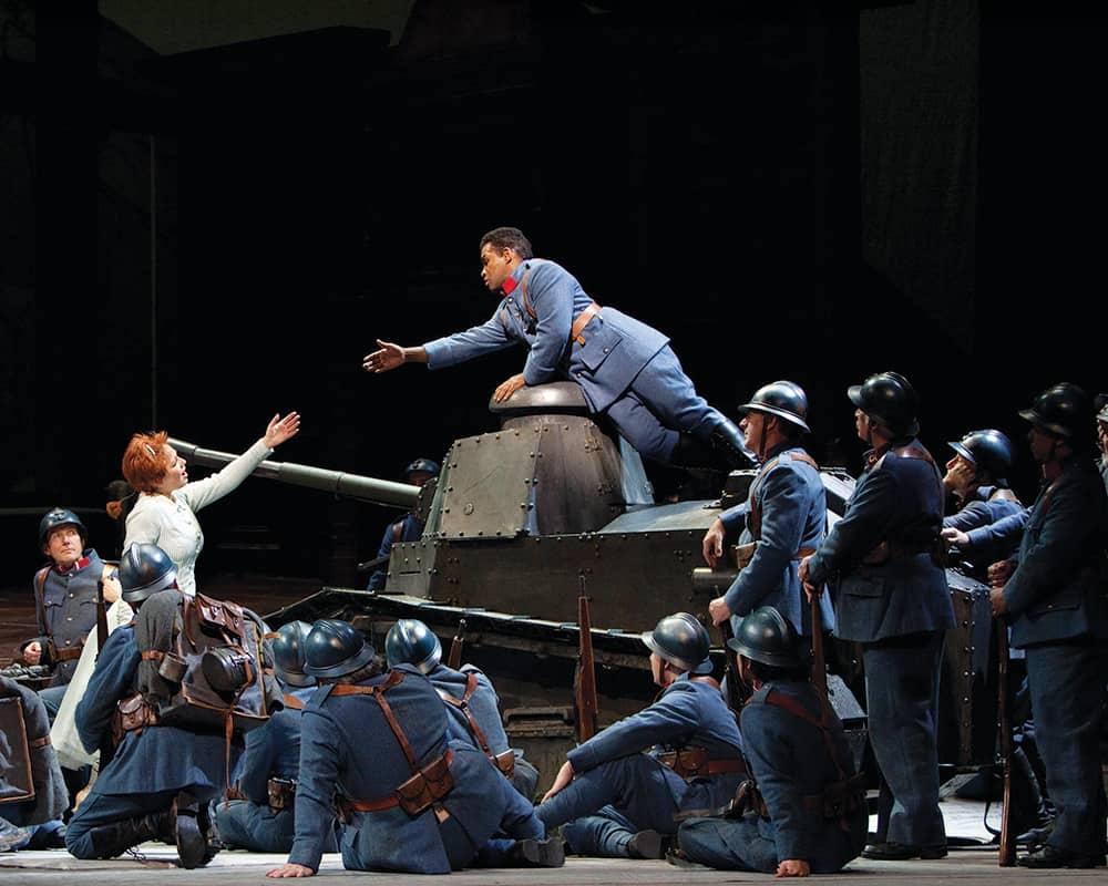 Met Live in HD: La Fille du Régiment (Gaetano Donizetti)