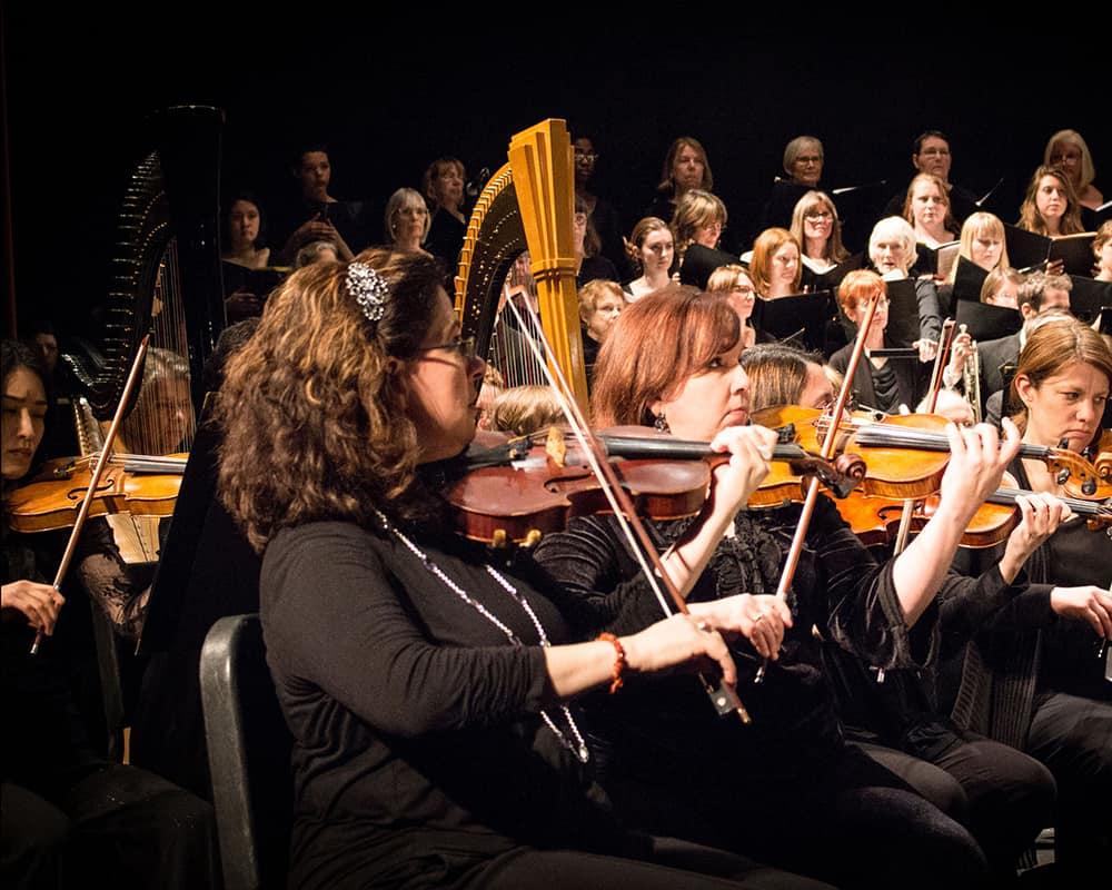 HVP: Bach's Mass in B Minor