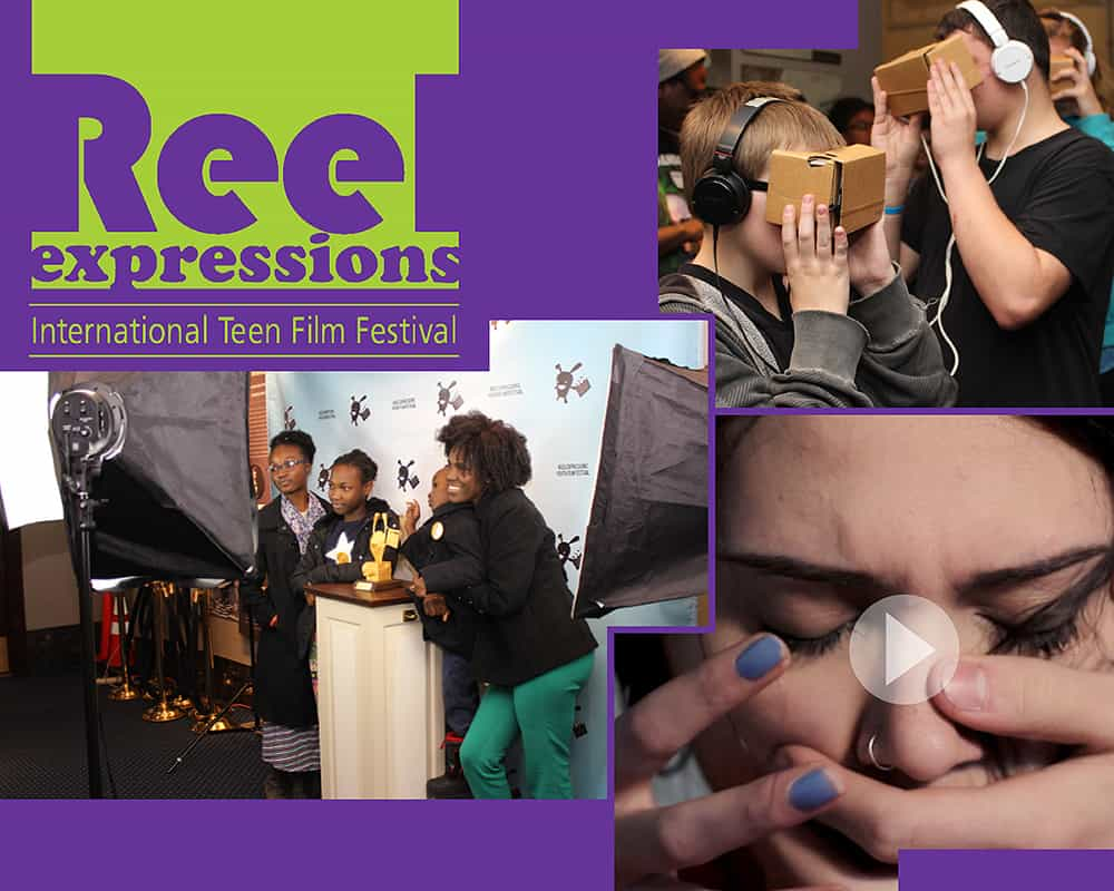 Reel Expressions International Teen Film Festival