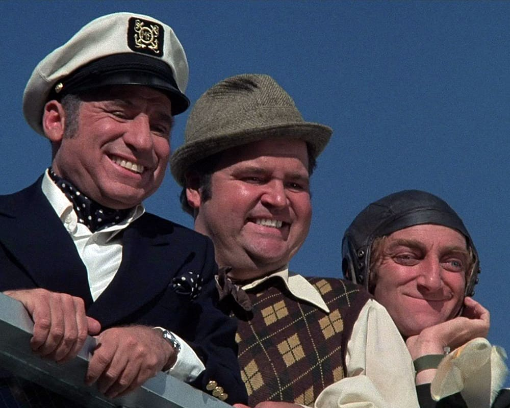 Mel Brooks' Silent Movie (1976)