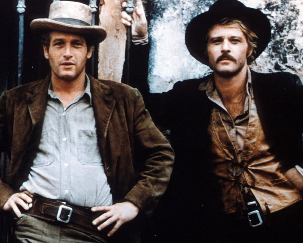 FILM: Butch Cassidy and the Sundance Kid (1969)