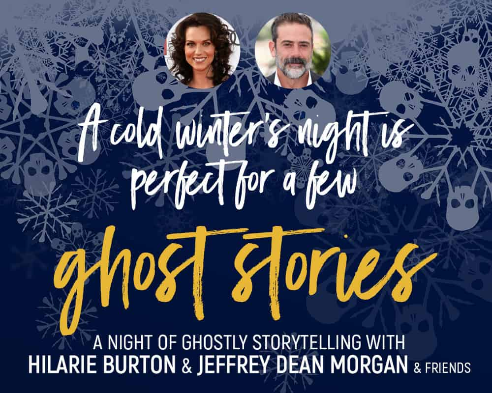 Ghost Stories 3 – A Cold Winter's Night…