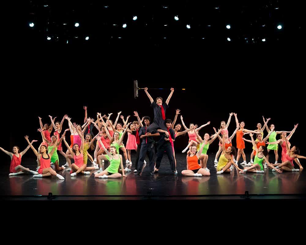 Vassar Repertory Dance Theatre 37th annual gala performance