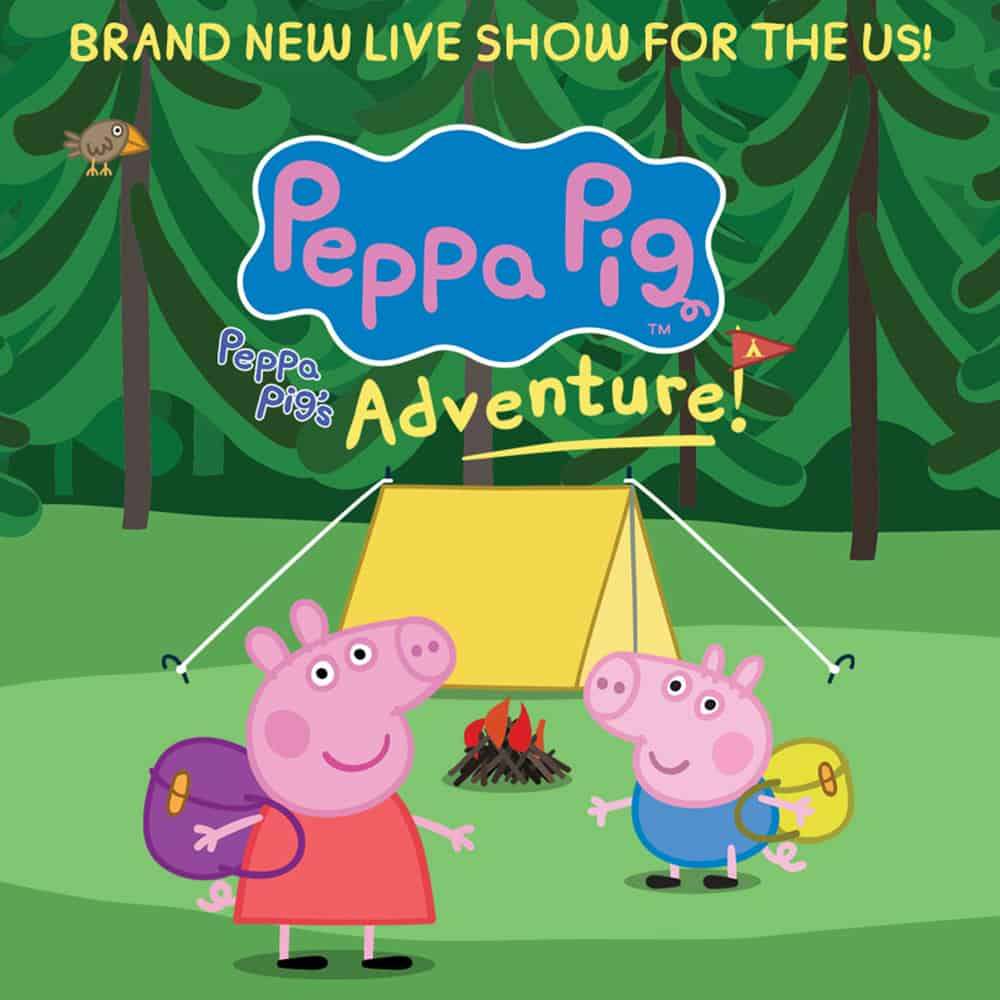 Peppa Pig Live! Peppa Pig's Adventure