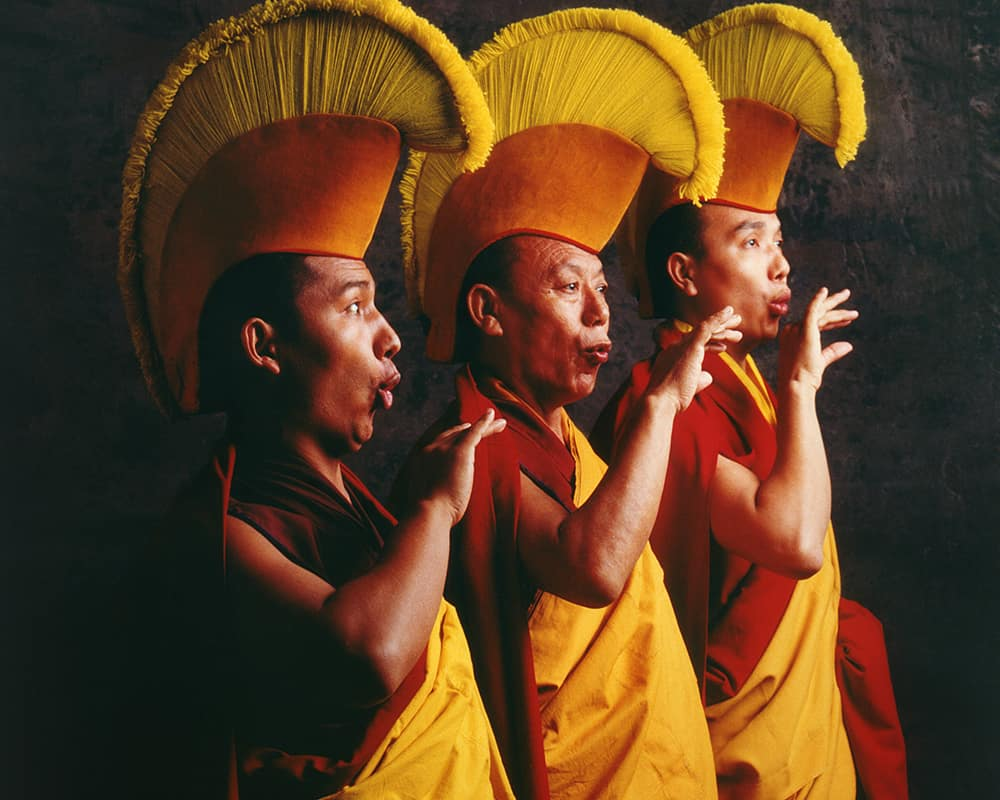 The Mystical Arts of Tibet – Sacred Music & Dance