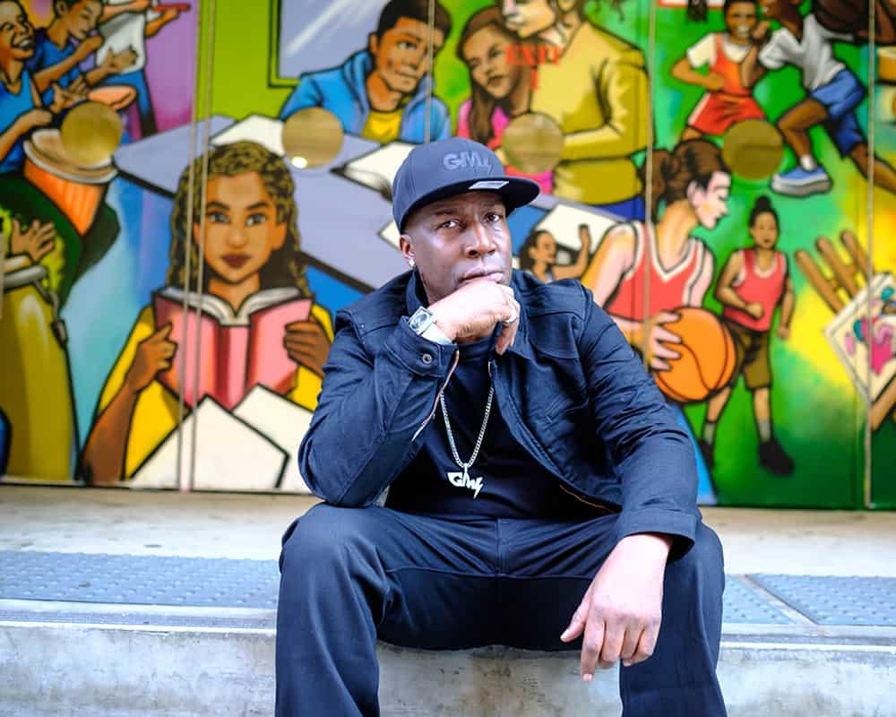 Grandmaster Flash – Hip Hop: People, Places & Things