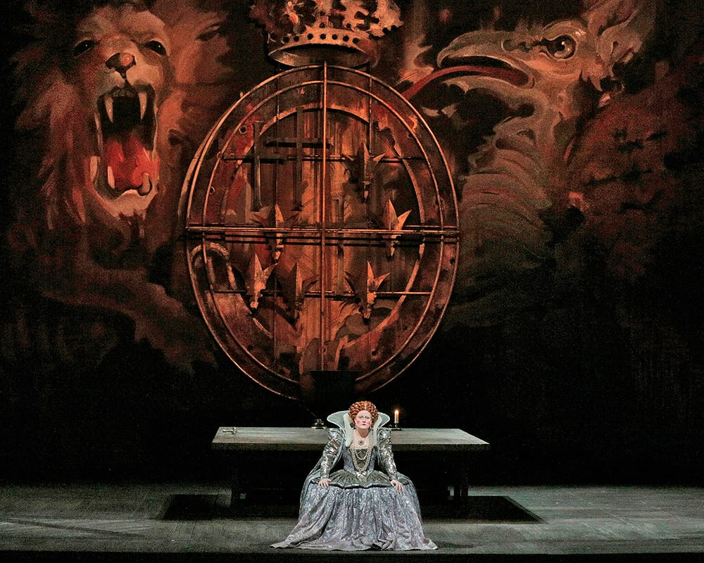 Met HD: Maria Stuarda (Donizetti) -postponed