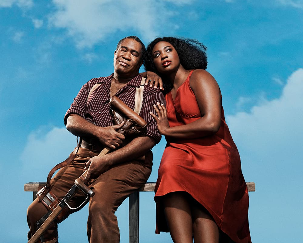 Met HD: The Gershwin's Porgy and Bess