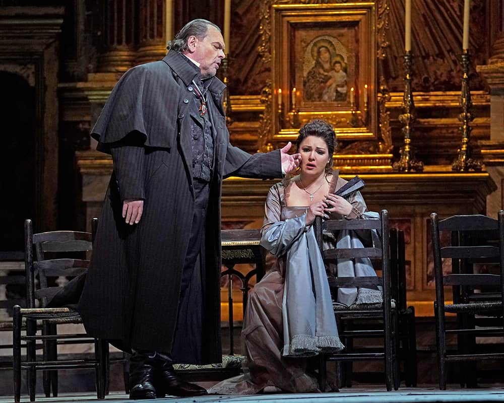 Met HD: Tosca (Puccini)
