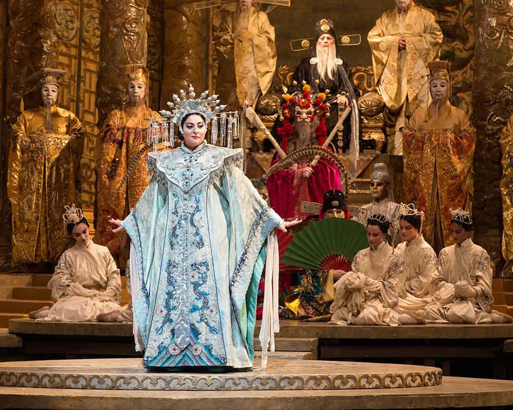 Met HD: Turandot (Puccini)