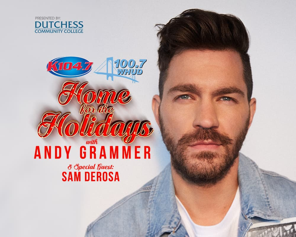 Andy Grammer: Home for the Holidays