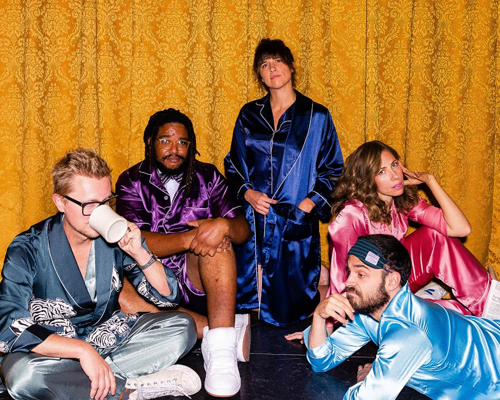Lake Street Dive: Lounge Around Sounds Tour