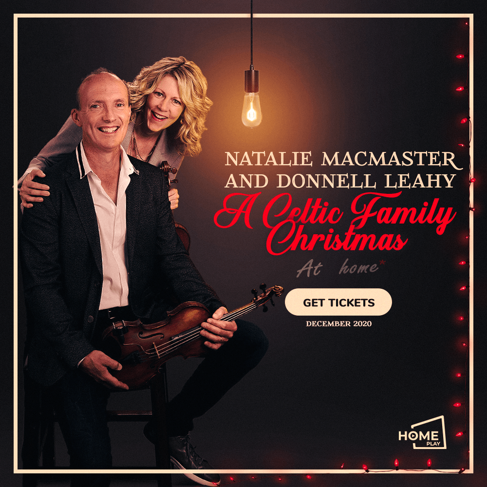 Natalie MacMaster & Donnell Leahy's Celtic Family Christmas