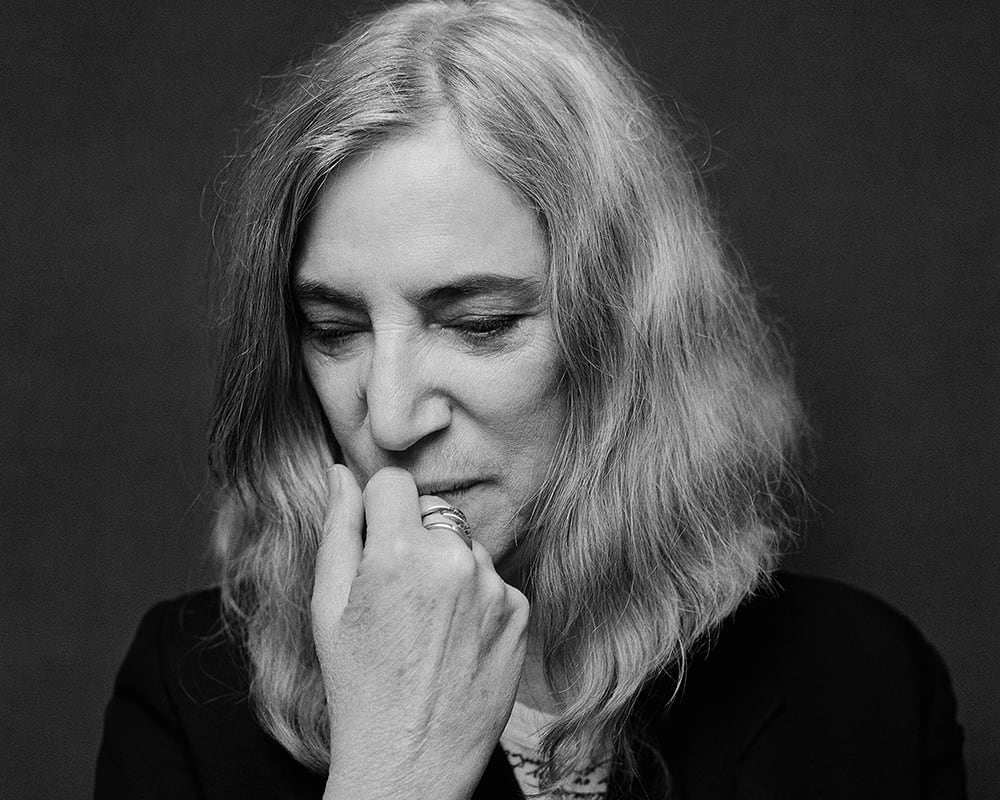 Words and Music: An intimate evening with Patti Smith