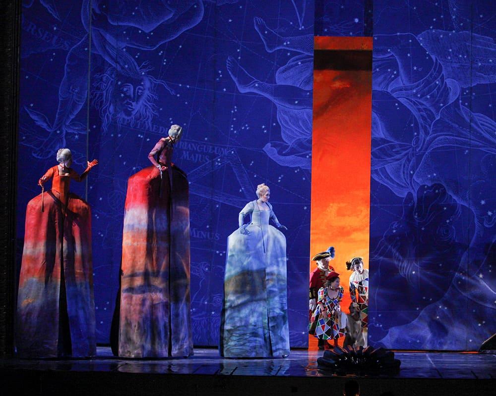 Met Live HD: Ariadne Auf Naxos (R. Strauss)