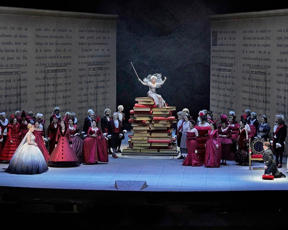 Met Live HD: Cinderella (Massenet)